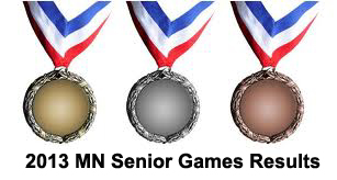 2013 MN Senior Games Results