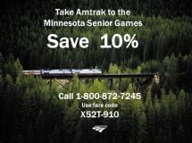 Open news item - Take Amtrak to The Games!